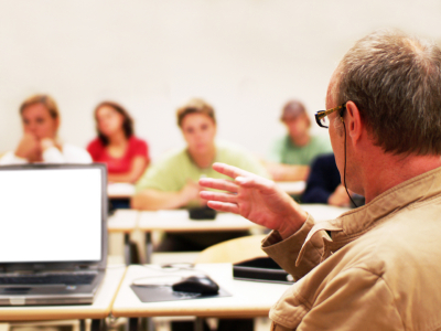 De lol van lesgeven: docenten aan het woord