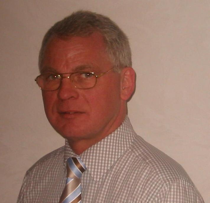 De lol van lesgeven: Financieel expert John Oomen