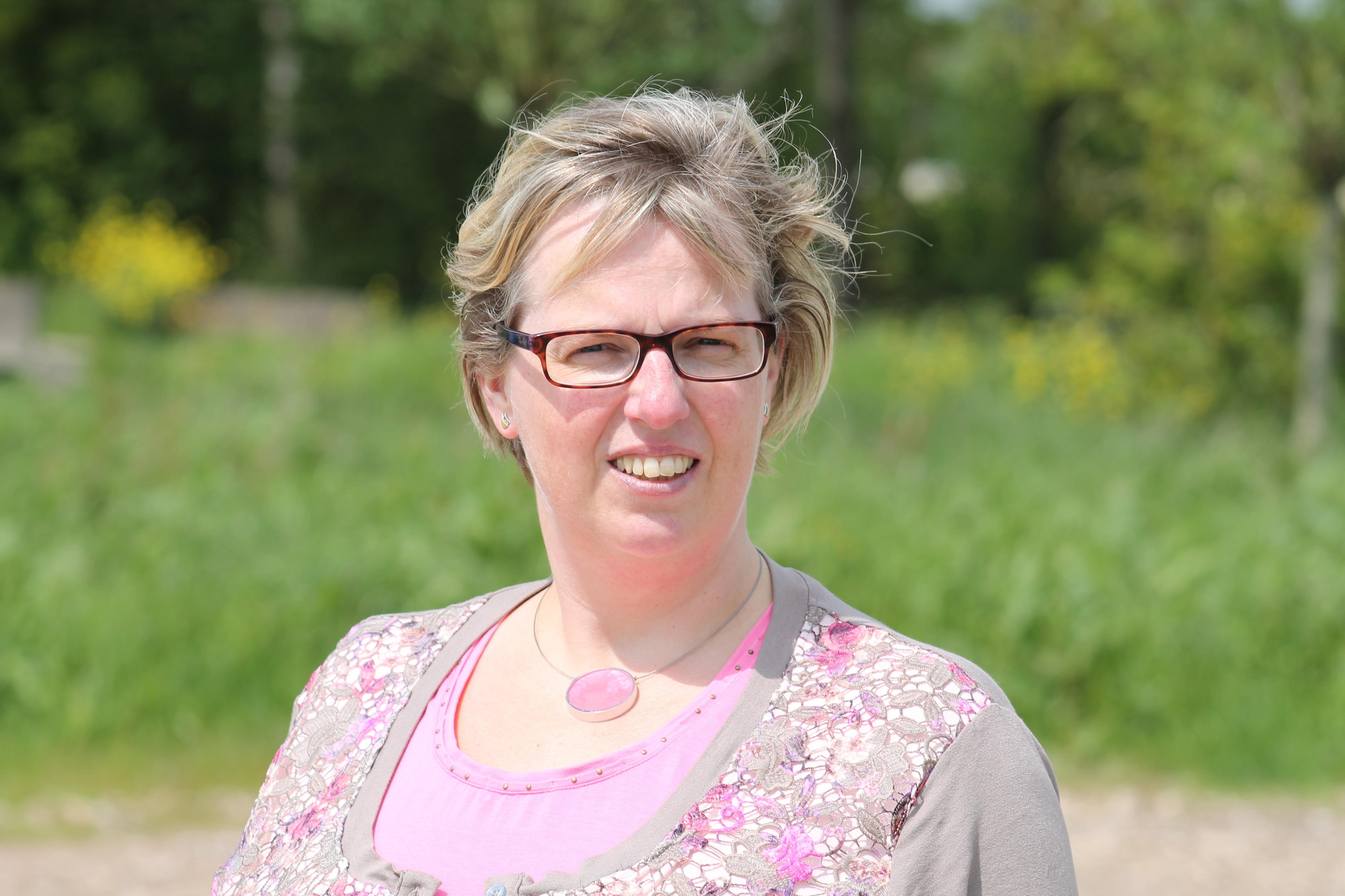 Interview met cursist Herma van der Oest