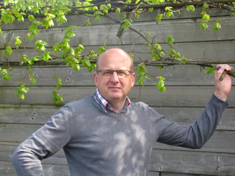Interview met oud-cursist Tuinarchitectuur