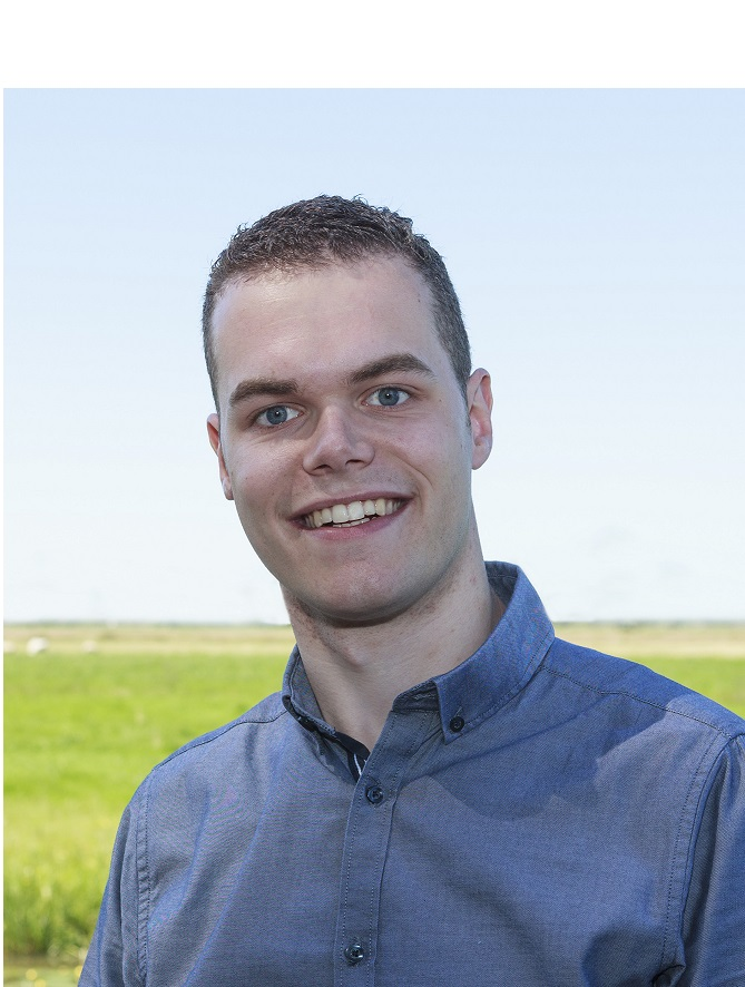 Interview met cursist Wieger van der Velde