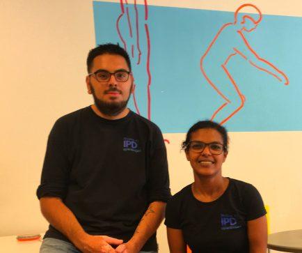 Interview met cateringmedewerkers Yahya & Emebet